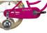 Electra Lotus 1 lasten polkupyörä , vaaleanpunainen